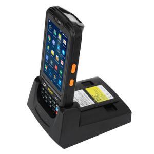 3G 4G WiFi RFID schroffer androider Barcode-Scanner des Leser-Griff-PDA