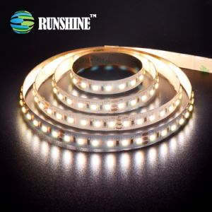 SMD3527 - indicatore luminoso di striscia flessibile variabile di temperatura di colore 60LEDs LED