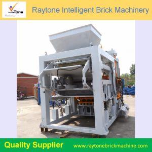 O Qt10-15 PLD intertravamento da unidade Solid Lancis de máquina para fabricação de tijolos ocos