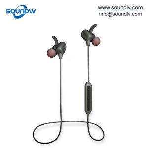 安いコードレスイヤホーンの無線ステレオのBluetoothのヘッドセットのスポーツのヘッドホーンのイヤホーン