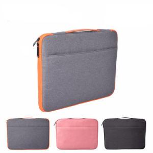 Reißverschluss-Laptop-Hülsen-Kasten für Beutel des MacBook Laptop-Luft-PROnotizbuch-11 12 13 14 15 15.6inch