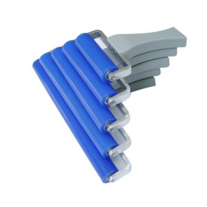 Lavable reutilizables adhesivo de silicona Rodillo pegajoso polvo libre de pelusa