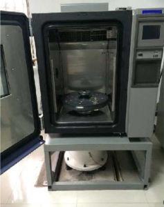 Tvp-146t Single-Axis Posição da taxa de placa giratória com armário de temperatura para testes de inércia