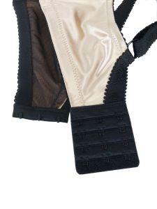 Plus Size de estilo europeo, el algodón Bra