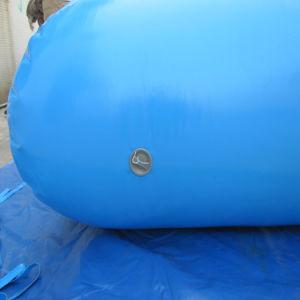 2 de la capa de dos grandes piscinas inflables
