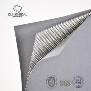 Laminado de fibra de asbesto reforzada con lengüetas libres de la junta de escape de la hoja. 1,6 mm