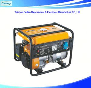 Ritrazione che avvia il generatore della benzina con CE