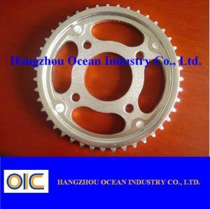 Pignon de moto (CD100, CG125, RX100, LE DR750, XR250, wave90, C70 etc)