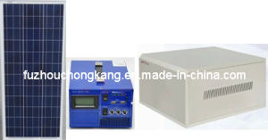 Sistema Generador solar de 300W (FC-MA300-B).