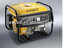 2.5-2.8kw de mini Open Generator van de Benzine van het Frame