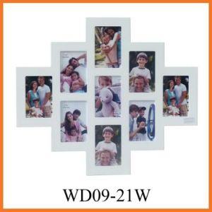 Рамка фотоего коллажа MDF (WD09-21W)
