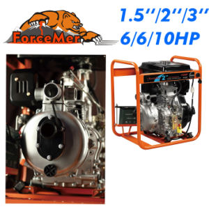 1.5''/2''/3'' 6-10HP Diesel High Pressure Pump