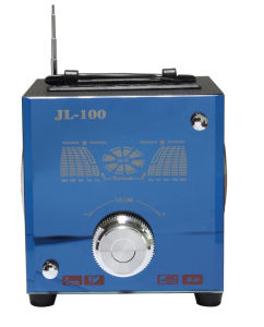 Spezieller mini hölzerner beweglicher Lautsprecher (JL-100)