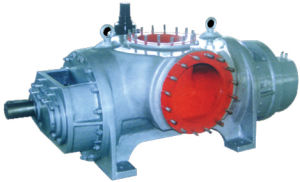 Double pompe à vis (2LB-350-J)