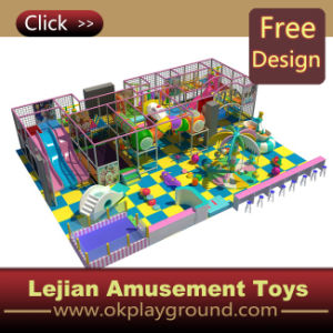 SGS norme approuvée, l'Europe Indoor Playground