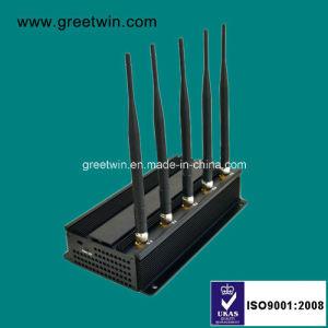 De Stoorzender van het Signaal van de Telefoon van het Signaal Jammer/Mobile van de telefoon (GW-JA5)