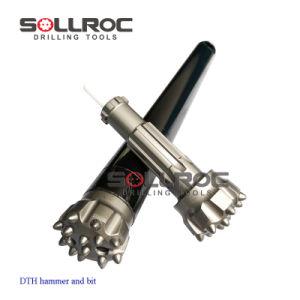 Martelos DTH & Botão DTH Bits para captação de água/ Jateamento Rock Drilling