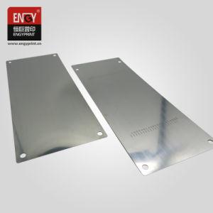 격판덮개를 인쇄하는 0.5mm 간격 얇은 강철