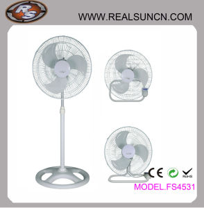 3 in 1 Fan Full White Color Industrial Fan