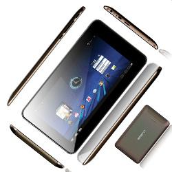 7 PC del ridurre in pani di Boxchip A13 di pollice con il Android 4.0 (V16-B)