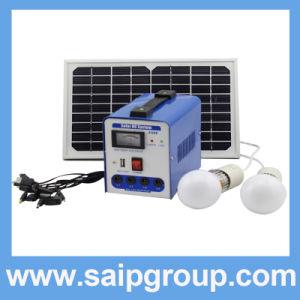Systeem van de Generator van gelijkstroom het Zonne voor het Gebruik van het Huis (S1206)