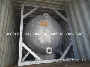 食品等級水貯蔵タンクのステンレス鋼タンク熱湯の貯蔵タンク
