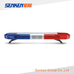 Машина скорой помощи проблескивая непредвиденный предупреждающий Lightbar Senken 1.2m