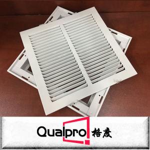 Retorno de aire Filtro de acero con bisagras de la parrilla de techo Caja de huevos AR6035