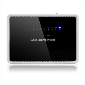 Sistema de segurança sem fio baseada em GSM (KR-G12)
