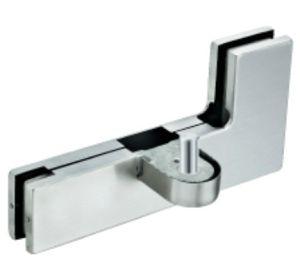 Garniture de protection de la porte en verre de qualité