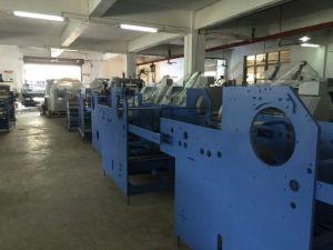 Macchina di laminazione di calore Yfma-650/800, macchina di laminazione automatica, macchina di laminazione di carta