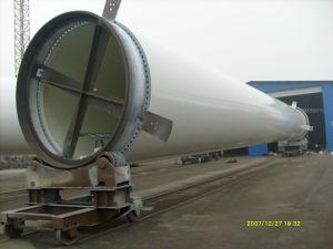 Torre de la turbina de viento