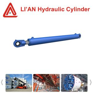 スタッカーの回収器のためのカスタマイズされた油圧オイルの供給チャネルシリンダー