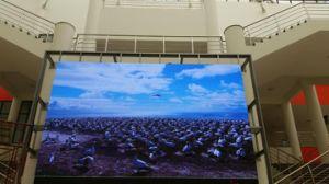 Bonne qualité P10.4mm Indoor Affichage LED SMD3528/ maille écran affichage LED ISO9001
