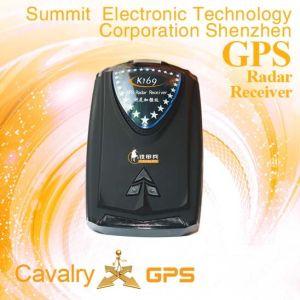 GPSの反レーダーの探知器のサポートによって自己造られる座標(K169)