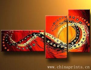 Met de hand gemaakt Olieverfschilderij Decorative voor Sale
