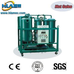 La fusion et Système de purificateur d'huile de la turbine de vide