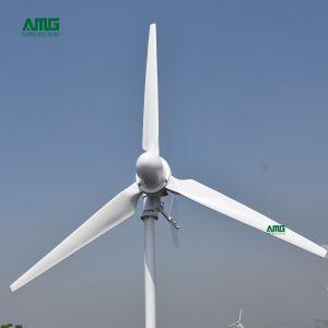 5 квт островных использования ветровой турбины в горизонтальной плоскости