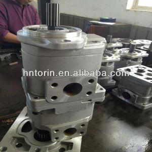 Fornitore idraulico della pompa a ingranaggi dell'OEM KOMATSU della Cina