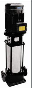 Vertical en acier inoxydable à plusieurs stades de la pompe centrifuge