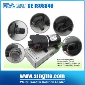 Singflo Hot Sale Fl-40 17lpm 40psi 12V High Flow Water Pump/High Flow Electric Water Pump/Electric Diaphragm Pump