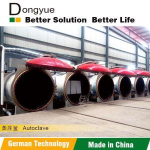Tecnologia alemã AAC Bloquear a máquina para venda a AAC os fabricantes de bloco em Gujarat (35 linhas no estrangeiro, 14 linhas na Índia)