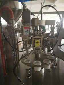 自動プラスチック管チョコレートクリームの充填機