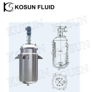 ステンレス鋼の薬剤のキャビテーションの電気暖房のJacketed発酵リアクター