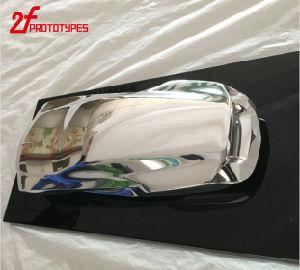 Usinagem CNC Metal Aço Aolly personalizada OEM 5 Moagem do eixo motor de auto peças de plástico de alta precisão protótipo de impressão 3D