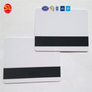 Горячий продаж ПВХ RFID 4000OE карточка не запрограммирована на магнитных полосах
