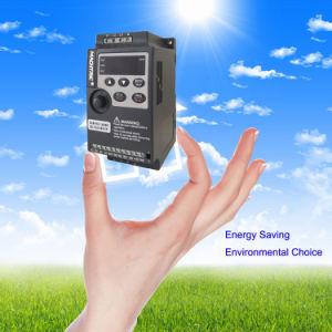 Het super Mini Gemakkelijke Type stelt de Omschakelaar van de Frequentie Converter/AC van de Motor in werking