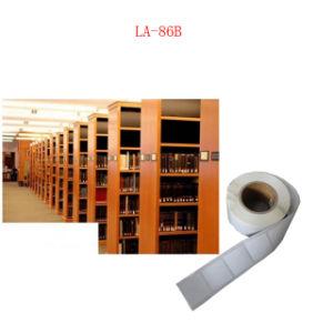 Bedruckbare Marke Kleber UHFRFID für Bibliotheks-/UHF-Papieraufkleber