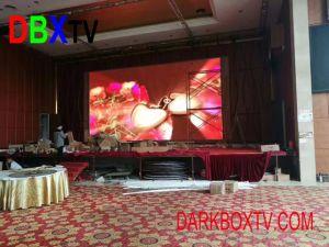 Économiser l'énergie P3 Film montrant l'écran Cinema HD Fashion Mall Affichage LED Intérieur