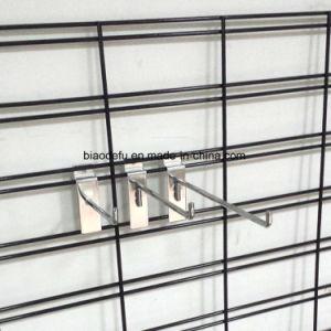 Mur d'affichage Slatgrid Shopfitting pour la pendaison Gridwall Slatwall ou accessoires